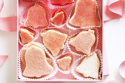 Martha Stewart's sugar-cookie bell cutouts Recipe