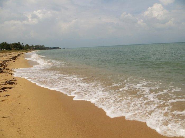 Пляж в декабре Таиланд