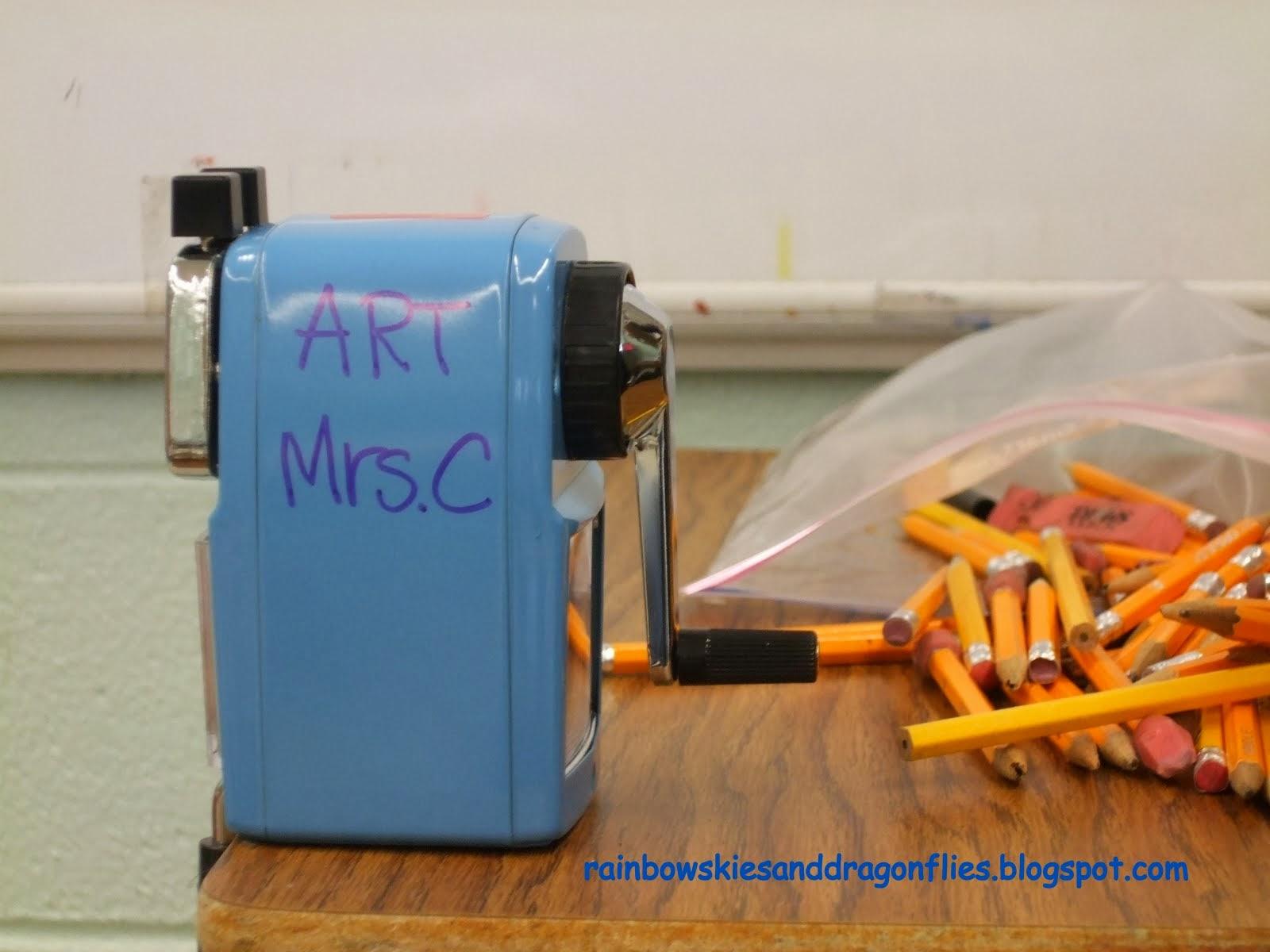 Rainbow Skies Amp Dragonflies Best Pencil Sharpener I Have