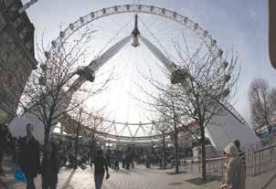 tempat wisata di London