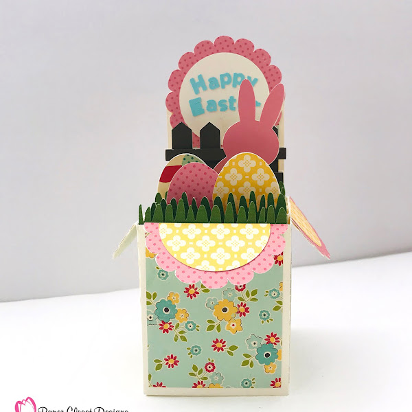 Easter Box Card