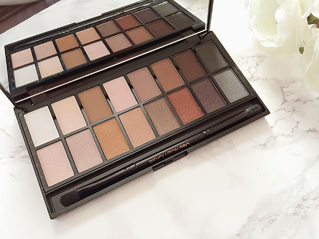 The Palette I Can't Live Without: Makeup Revolution Iconic Pro 1