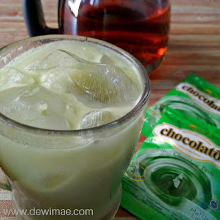 Review Minuman Chocolatos Rasa Matcha Latte