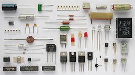 Komponen Elektronika, Simbol dan Fungsinya