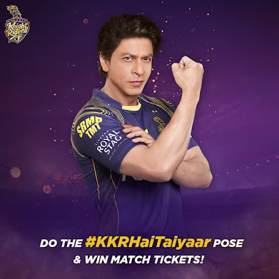 ShahRukh Khan Kolkata Knight Riders HD Wallpapers