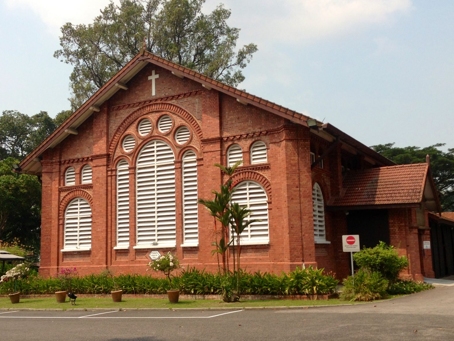 Singapore Kitty St George S Church