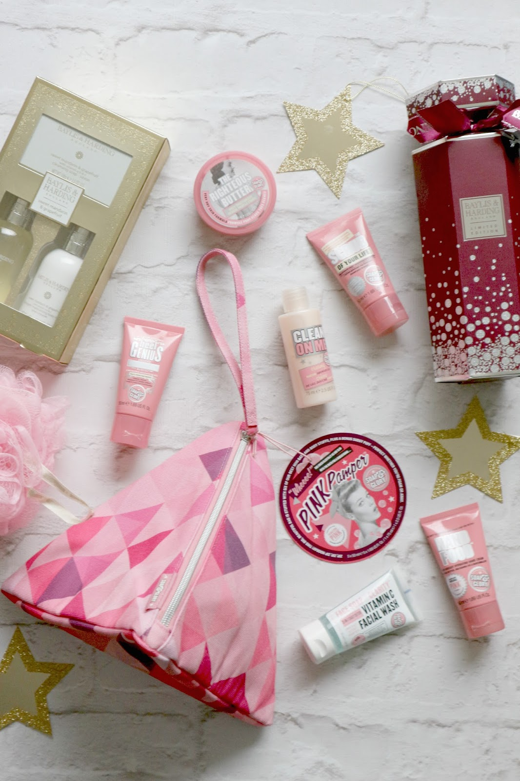 Bath and Body Christmas Gift Ideas