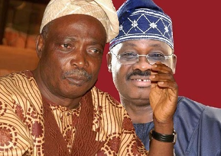 """Thousands of Ajimobis Can't Stop Me From Becoming The Next Olubadan"" - Ladoja Talks Tough As Ibadan Obaship Tussle Rages On"