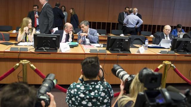 Καθαρή λύση στο Eurogroup για αξιολόγηση - χρέος, αλλιώς στη Σύνοδο Κορυφής για πολιτική λύση