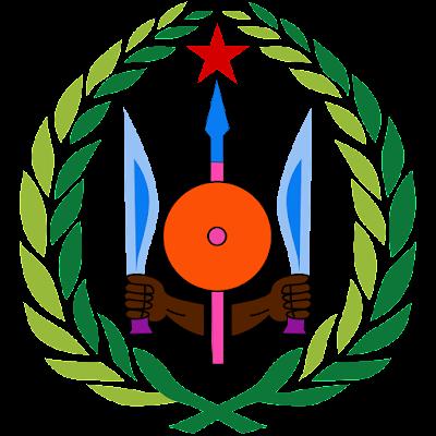 Coat of arms - Flags - Emblem - Logo Gambar Lambang, Simbol, Bendera Negara Djibouti