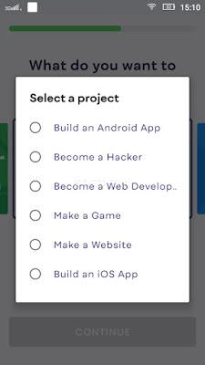 تطبيق تعليم البرمجة Mimo مهكر للأندرويد, تطبيق تعليم البرمجة Mimo كامل للأندرويد