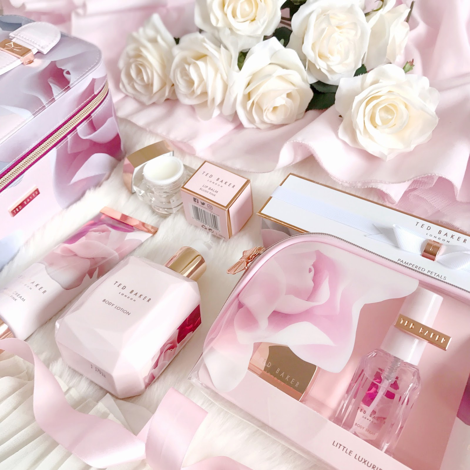 Ted Baker | Blush Pink Porcelain Rose Collection