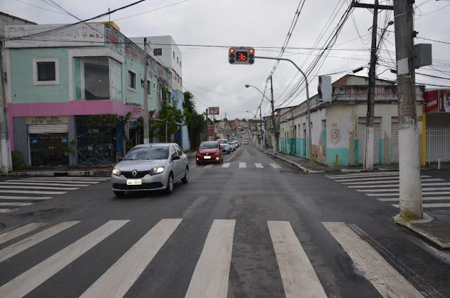 SMTT investe mais de 200 mil reais com sinalização horizontal e vertical em Alagoinhas