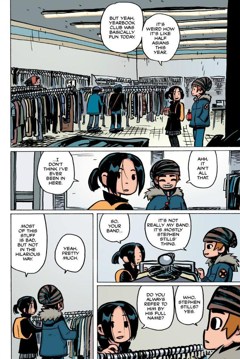 Read online Scott Pilgrim comic -  Issue #1 - 29