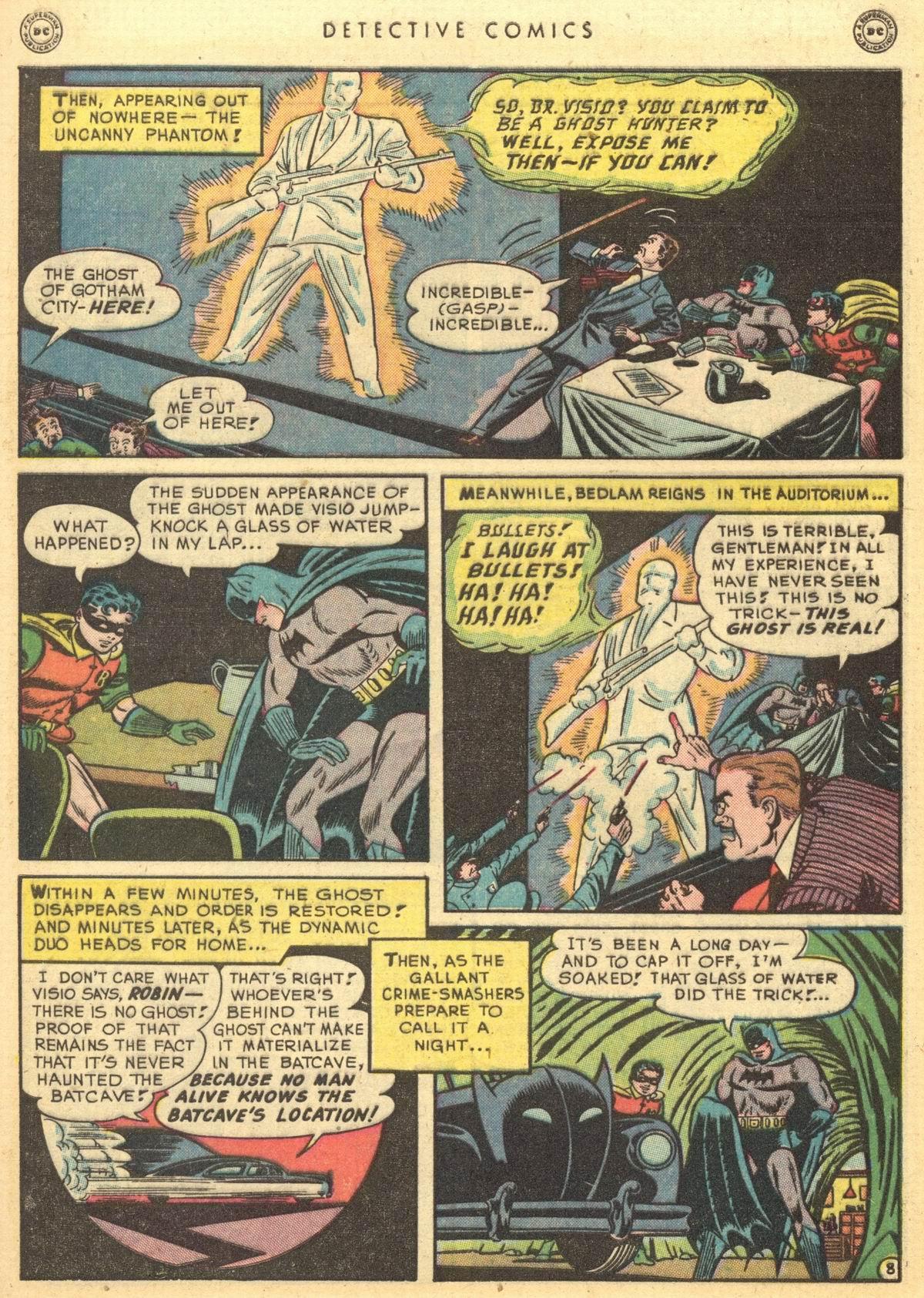 Read online Detective Comics (1937) comic -  Issue #150 - 9