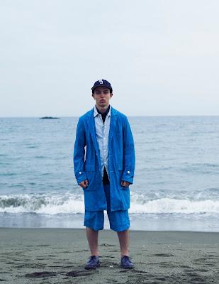 BLACK&BLUE(ブラックアンドブルー)琉球藍製品染め