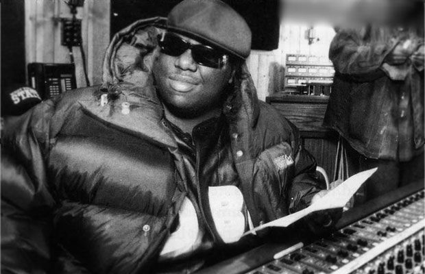"""Diddy divulga video bem raro do Notorious BIG gravando a musica """"Hypnotize"""""""