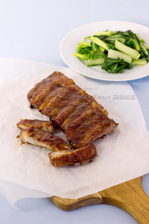 焗燒排骨 Sticky Baked Pork Rib01