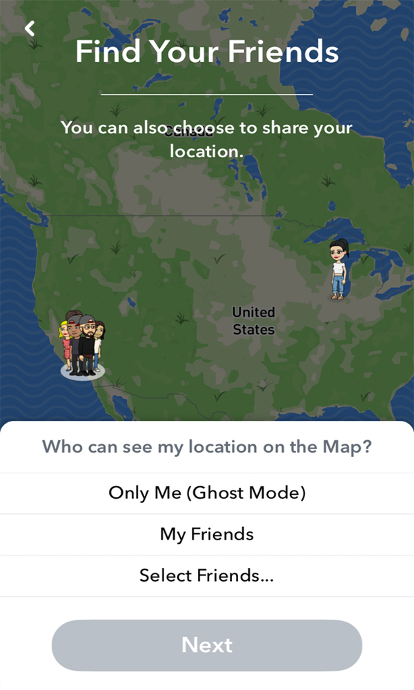 "How to use Snapchat's New ""Snap Map"" Snapchat and become a master of social ""media execution""?"