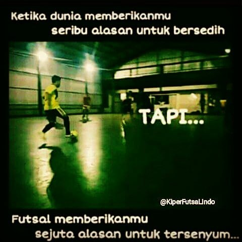 Kata Kata Anak Futsal Bahasa Inggris