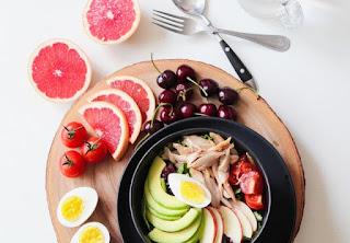 Program Menu Makanan Diet Pagi, Siang dan Malam Hari