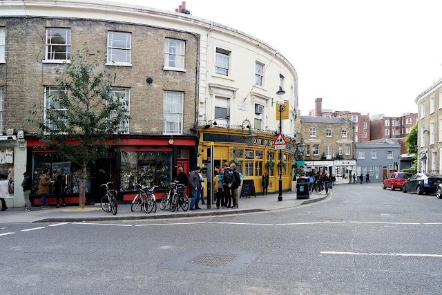 London, Portobello, market, londres, london, vlog, roadtrip, blog, street, kensington, nothing hill,