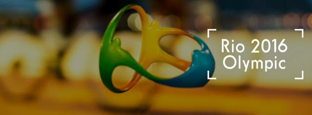 Facebook Cover for Rio Olympic 2016