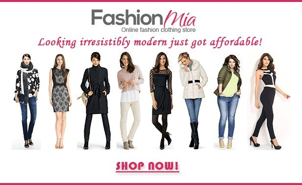 FashionMia Coupon Codes 2019