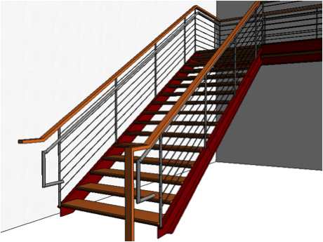 New Railing Functionality in Revit Architecture 2013 | All About CAD