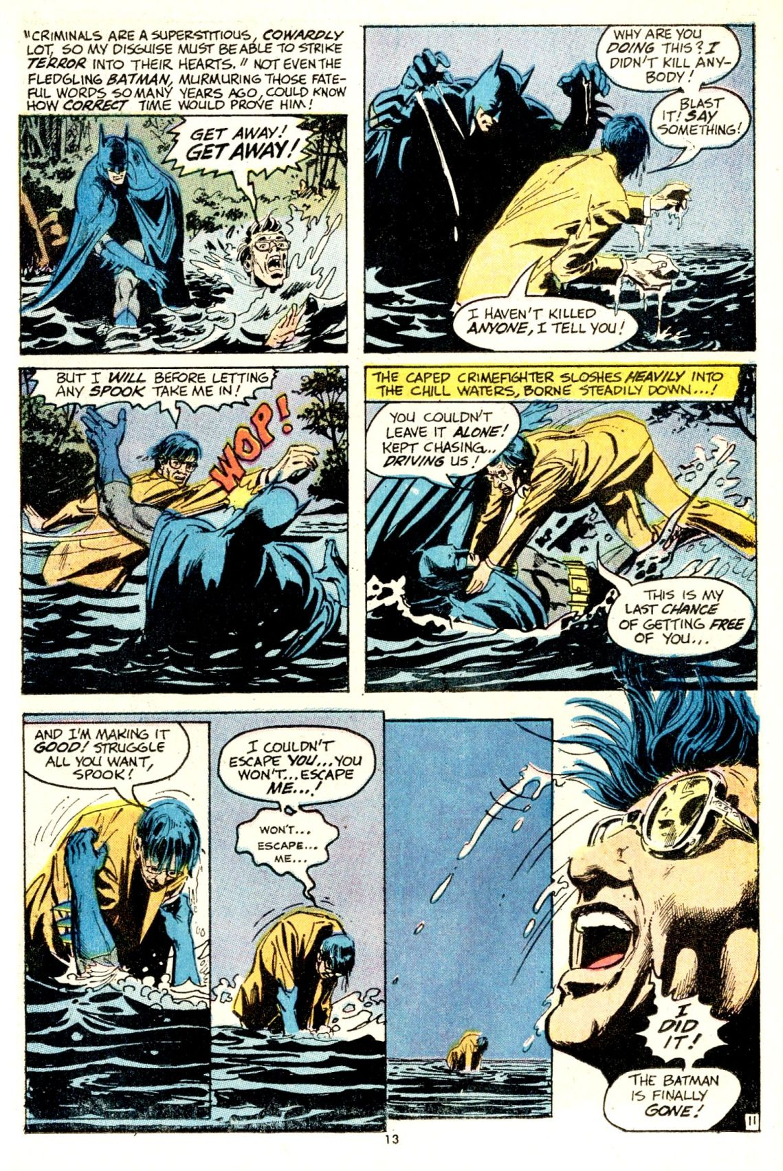 Detective Comics (1937) 439 Page 12