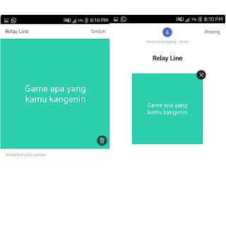 Relay Line Messenger, Line Messenger, Koin Line Gratis, Line Event, Stiker Line Gratis