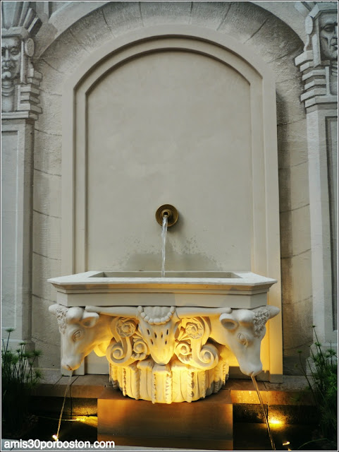 Fuente en Fort Worth