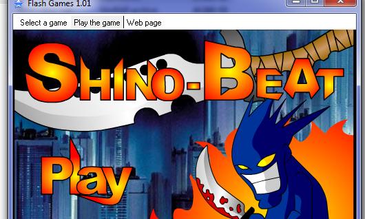 Game Flash Part 3 Untuk Laptop atau Notebook PC