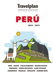Catálogo Travelplan Circuitos Peru 2018