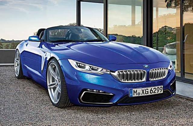 2018 BMW Z5 Price