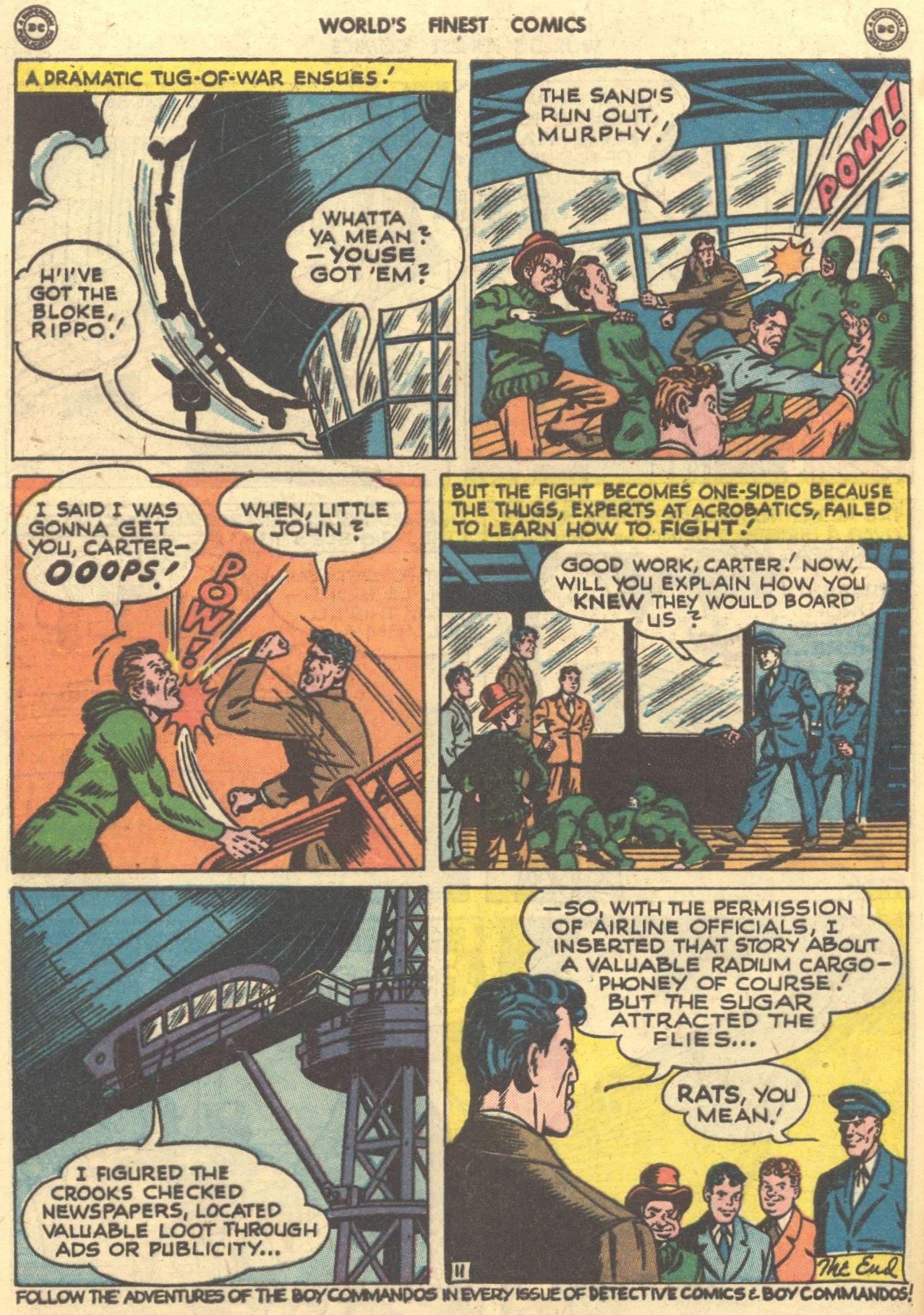 Read online World's Finest Comics comic -  Issue #28 - 39