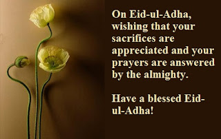Eid Al Adha Mubarak 3D Images