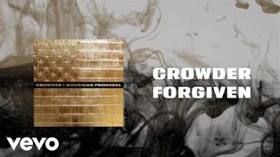 Forgiven - Crowder Lyrics