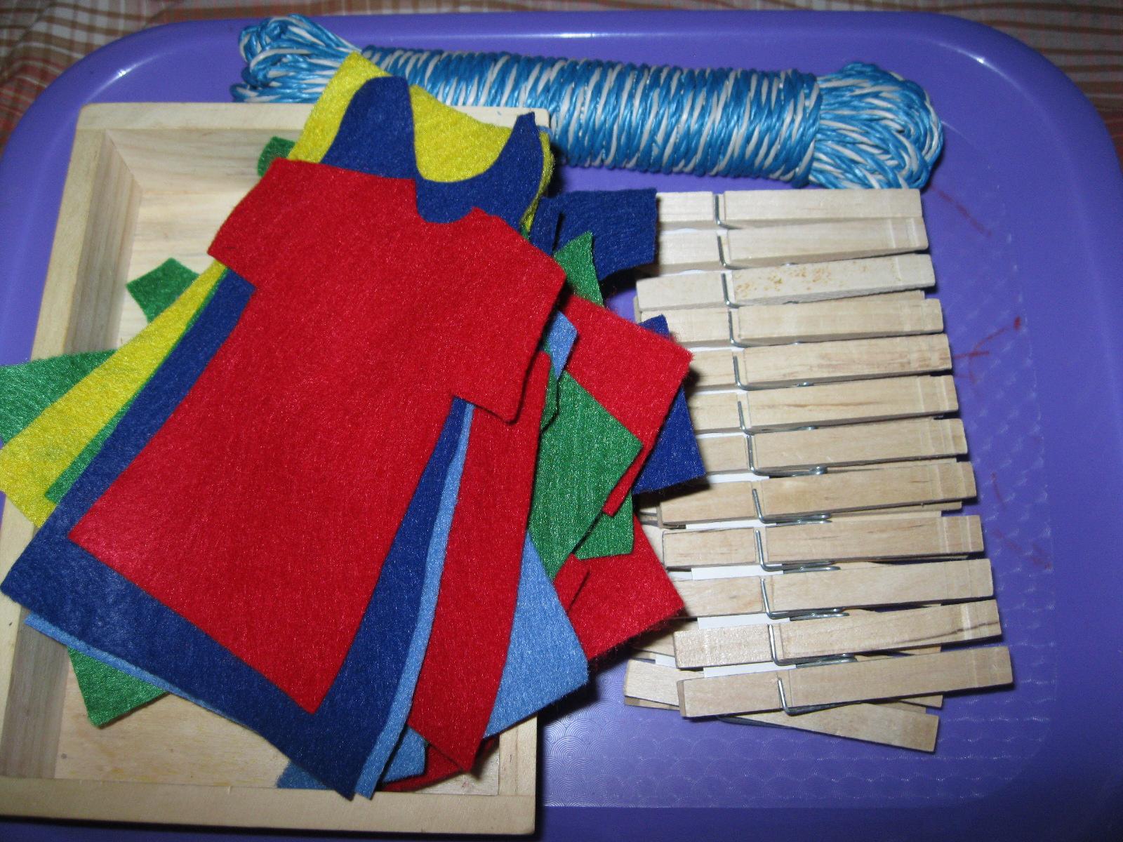 Worksheets Spring Preschool Clothes Activities Worksheets