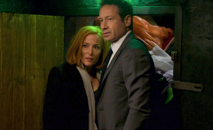 The X-Files - Episode 11.09 - Nothing Lasts Forever - Promos, 4 Sneak Peeks, Promotional Photos + Press Release