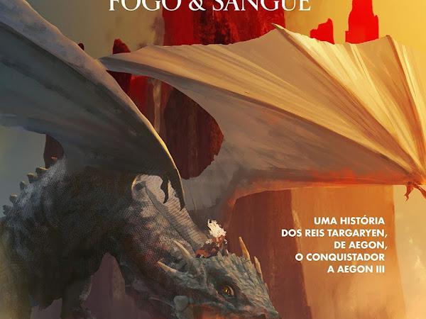 Pré-venda especial: Fogo & Sangue de George R. R. Martin e Editora Suma