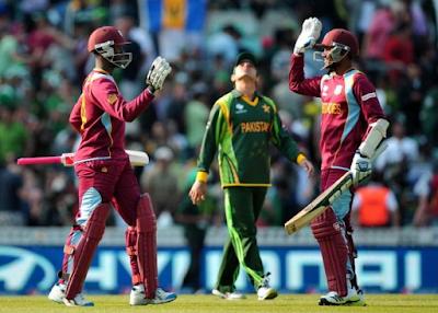 West Indies VS Pakistan 4th t20