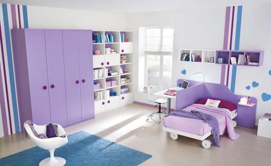 7 Inspiring Kid Room Color Options For Your Little Ones: احدث الوان دهانات غرف الاطفال