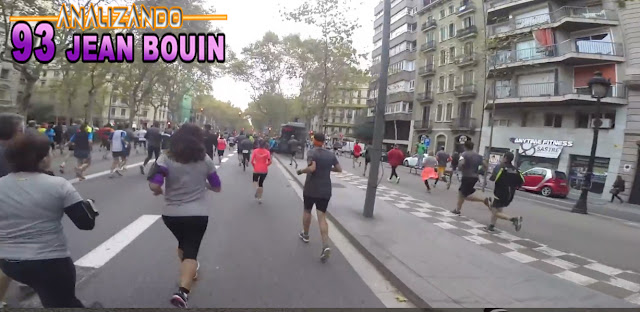 Analizando 93 Jean Bouin - Gran Via de les Corta Catalanes