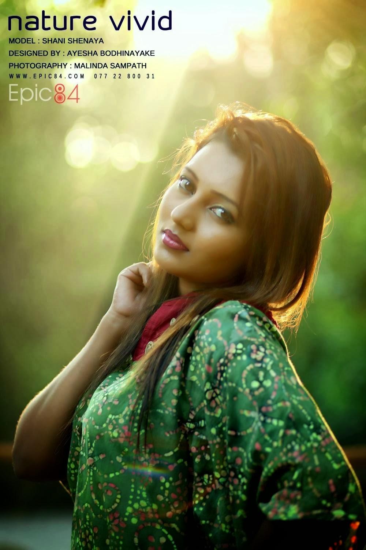 Our Lanka: Sri Lankan Models Photos ( 40 ) : Shani Shenaya