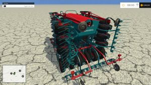 Sulky Maxidrill sowing machine