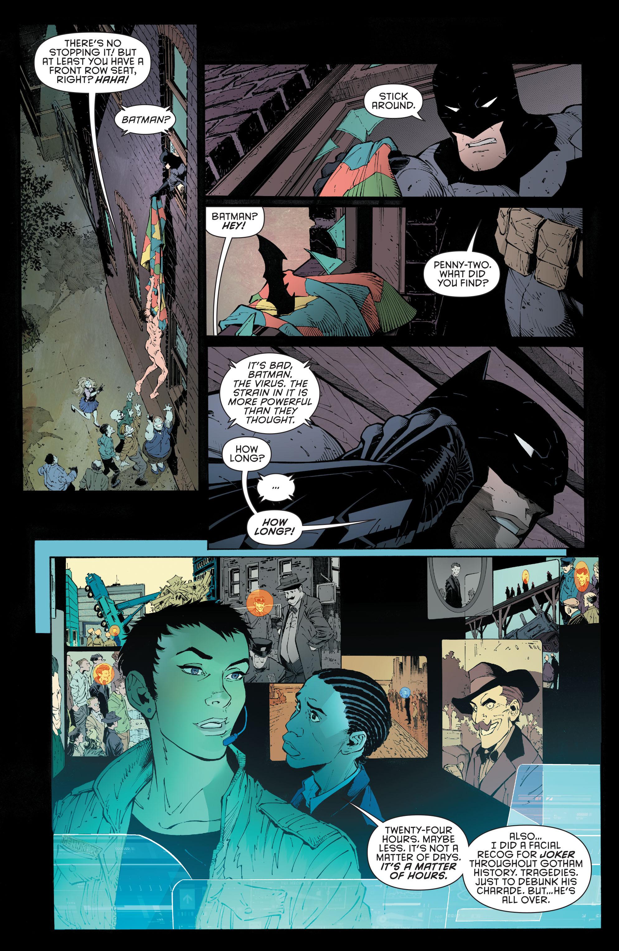 Read online Batman (2011) comic -  Issue # _TPB 7 - 97