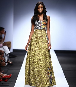It is the day2 of the popular Heineken Lagos Fashion & Design Week 2016 at the Federal Palace Hotel & Casino