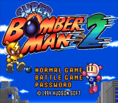 【SFC】超級炸彈超人2原版+火力最強、炸彈最多、生命不減版!