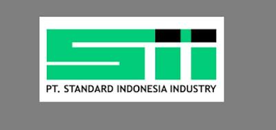 Lowongan Kerja Jobs : Operator Produksi PT Standard Indonesia Industry Lulusan SMA SMK D3 S1